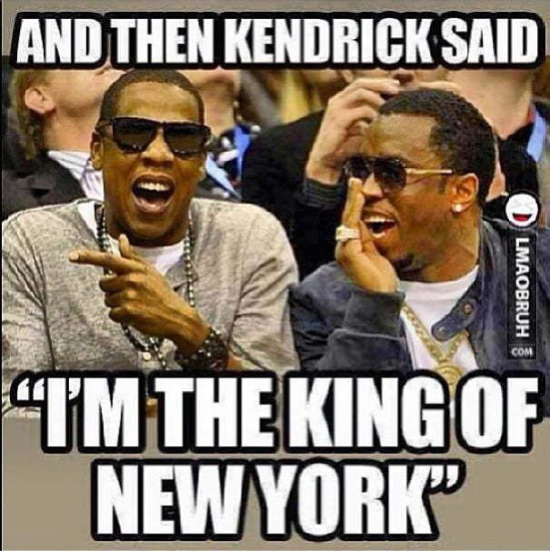 Diddy Kendrick Lamar response