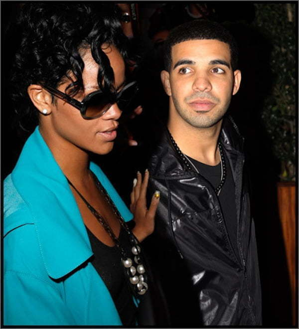 Drake and Rihanna dating