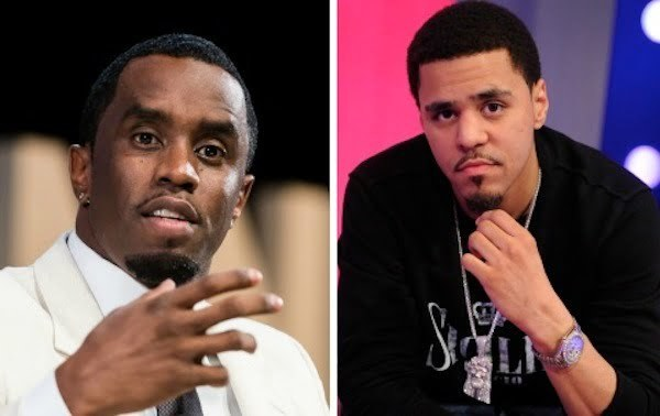 J Cole and Diddy fight
