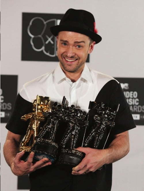 Top justin timberlake 2013 mtv awards images for pinterest for Justin timberlake tattoos removed