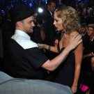 Justin Timberlake and Taylor Swift VMAs