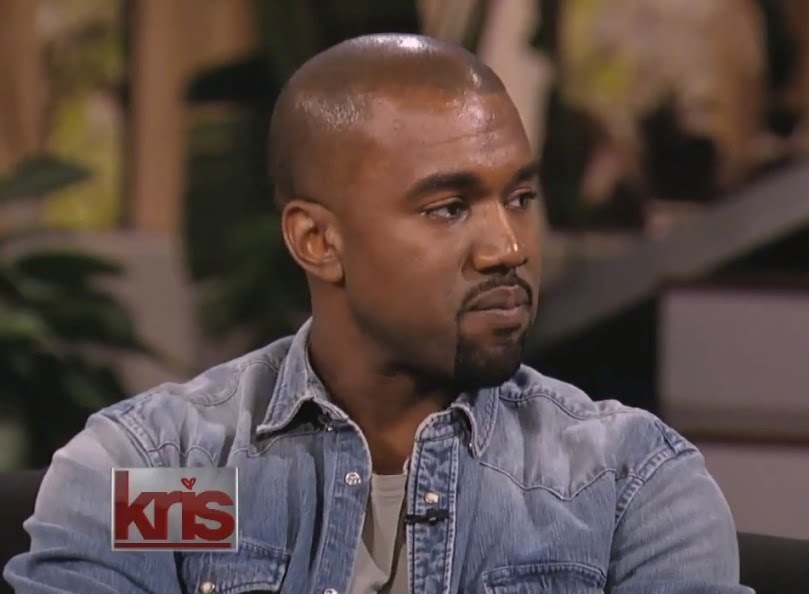 "Kanye West Is In Love, Says He ""Lives For"" Kim Kardashian [VIDEO]"