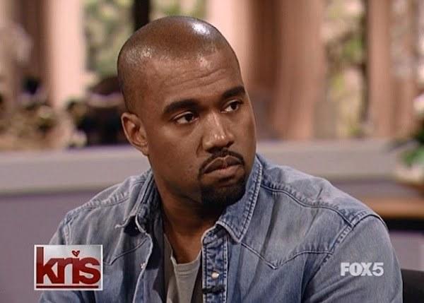 Kanye West on Kris talk show