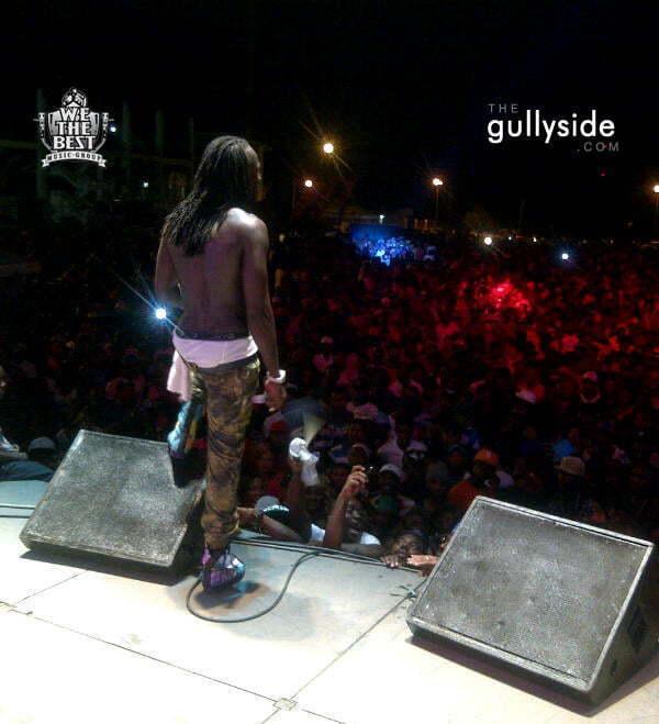 Mavado Guyana concert