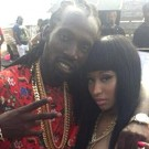 Mavado and Nicki Minaj