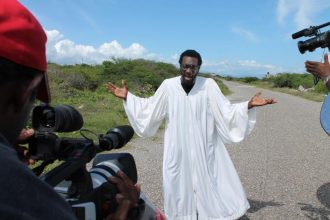 """Natural Black Wraps Up Filming Of """"I'm On My Way"""" Video"""