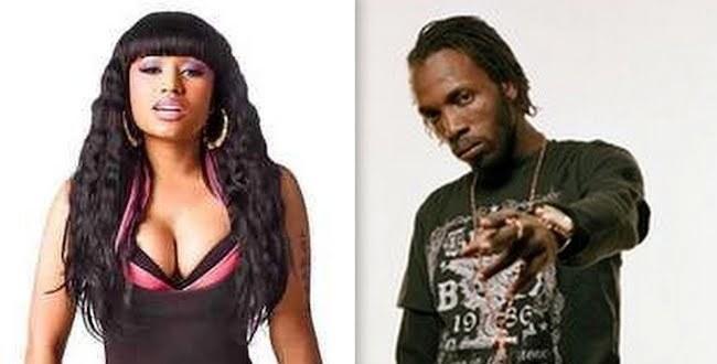 "Mavado Record New Collaboration With Nicki Minaj ""Give It All To Me"""