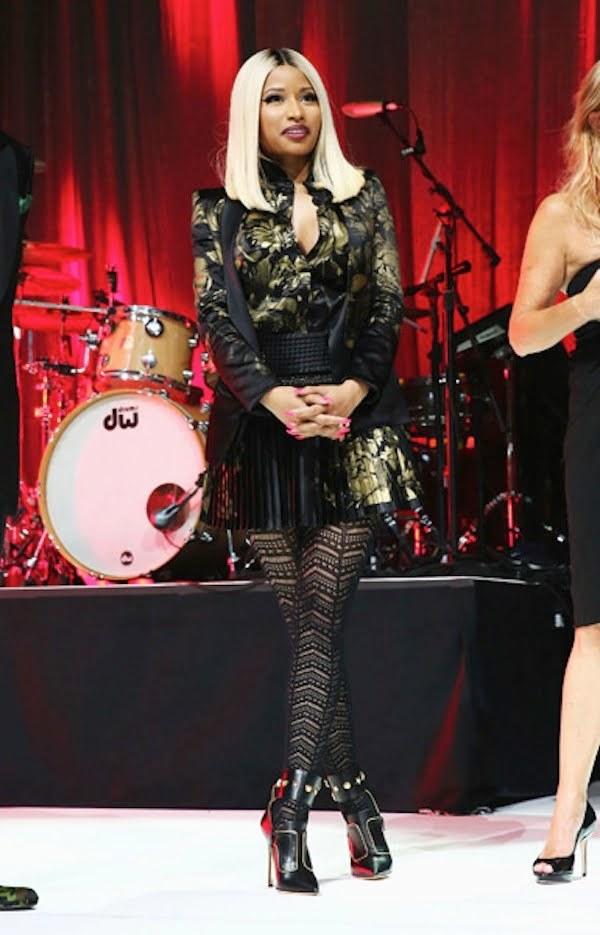 Nicki Minaj BMI 2013