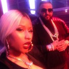 Nicki Minaj and DJ Khaled 08112013