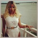 Nicki Minaj blonde 1