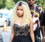 Nicki Minaj love more video shoot