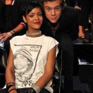 Rihanna and Harry Styles VMAs
