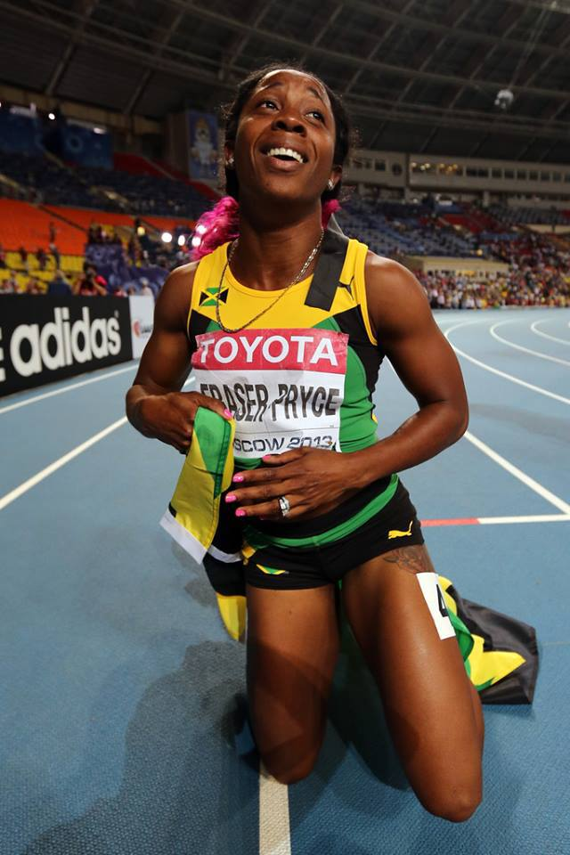 Shelly-Ann Fraser-Pryce 3