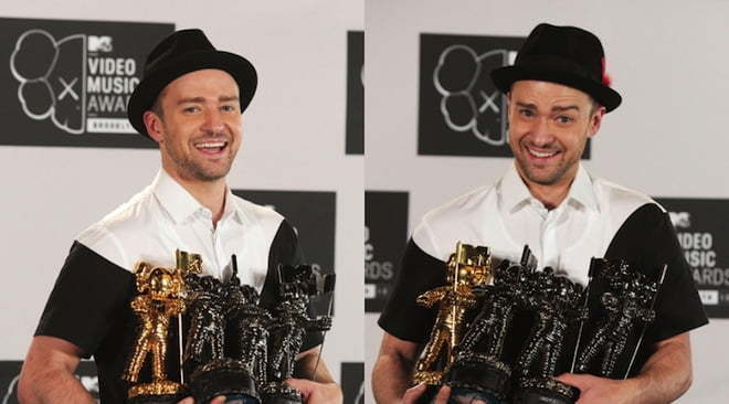 Justin Timberlake, Macklemore & Ryan Lewis Big Winners At 2013 MTV VMAs