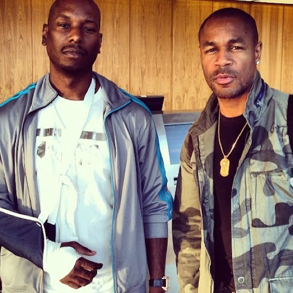 Tyrese and Tank