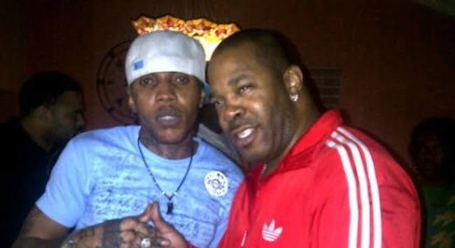 Vybz Kartel and Busta Rhymes