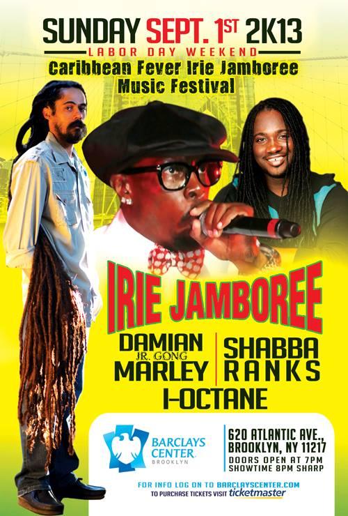 caribbean fever irie jamboree day3 shabba jr gong