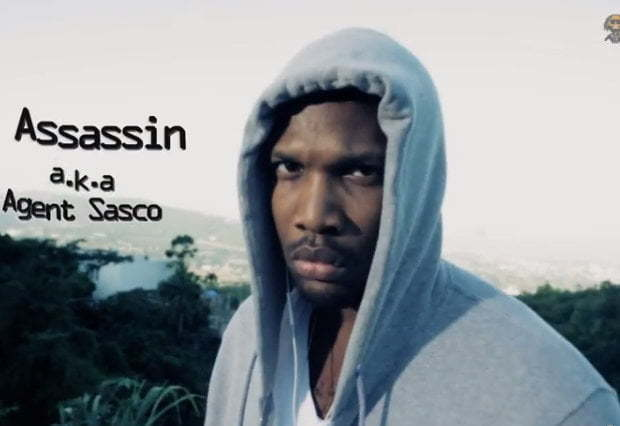 VIDEO: Assassin aka Agent Sasco - Tell Uno - Urban Islandz
