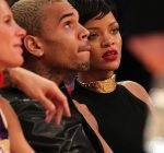 Chris Brown and Rihanna 1
