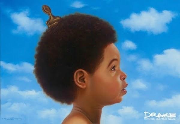 Drake album cover