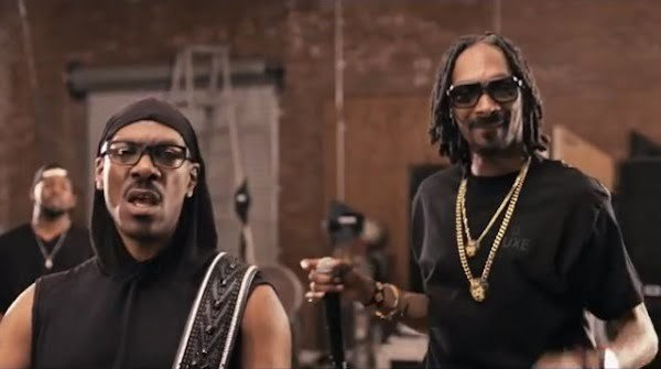 Eddie Murphy And Snoop Lion