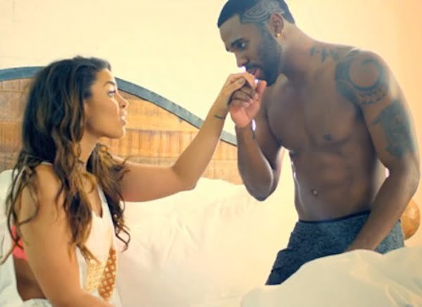 Jason Derulo and Jordin Sparks Marry Me
