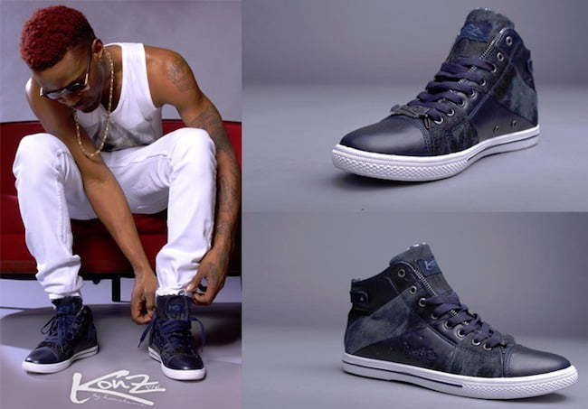 Konshens sneaker line
