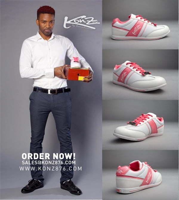 Konshens sneaker