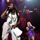 Mavado Nicki Minaj reggae tip concert