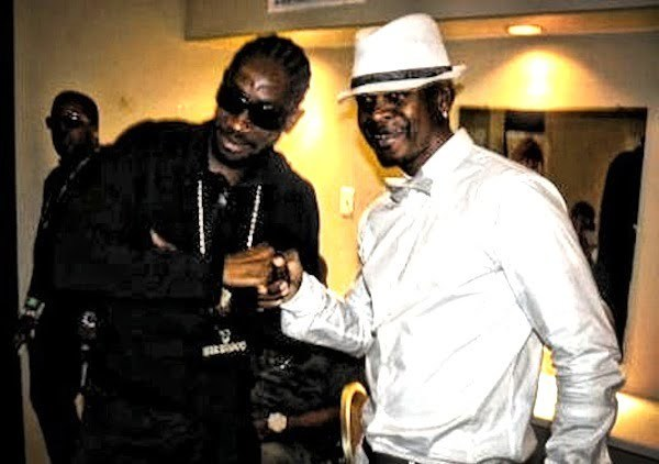 Mr Vegas and Bounty Killer