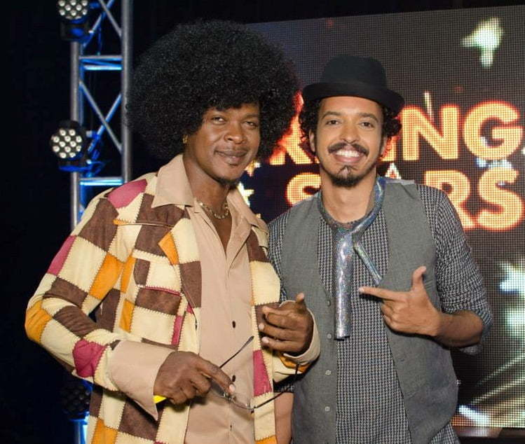Mr. Vegas and Sanjay Rising Star