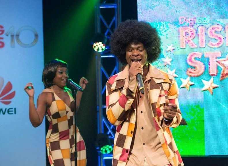 Mr. Vegas rising star 2013