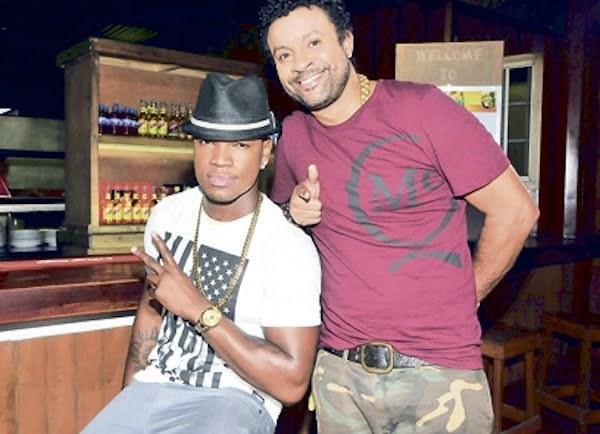 Ne-Yo and Shaggy