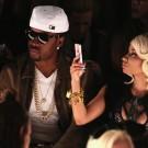 Nicki Minaj NYFW 2013 2