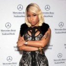 Nicki Minaj NYFW 2013