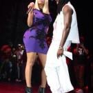 Nicki Minaj and Mavado live