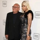 Nicki Minaj and Max NYFW