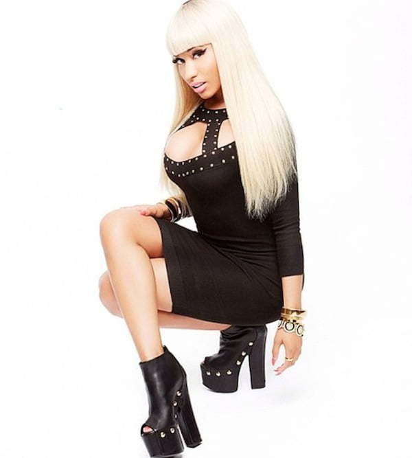 Nicki Minaj collection 2