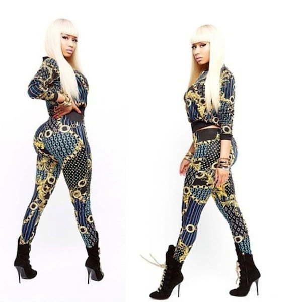 Nicki Minaj collection 3