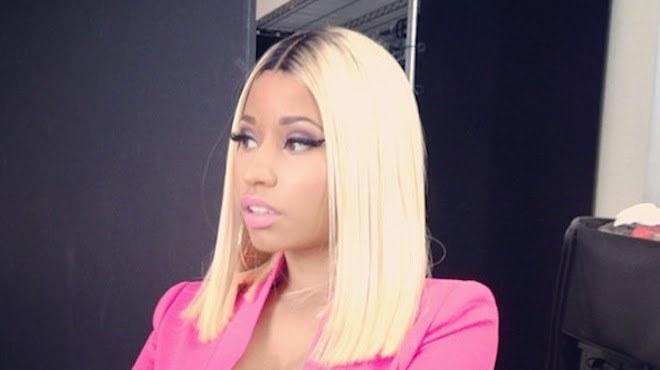 "Nicki Minaj Sued By Musician Clive Tanaka Over ""Starships"""