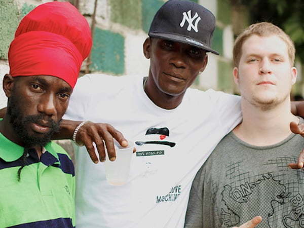 Patrick Roach Justus and Sizzla