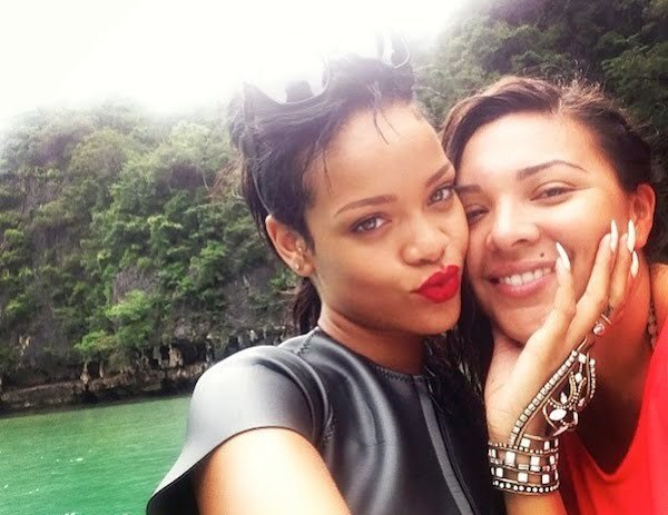 Rihanna Thailand 1