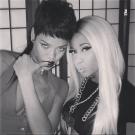 Rihanna and Nicki Minaj date
