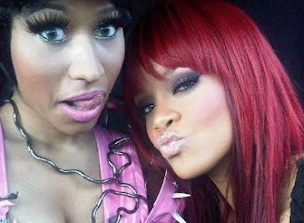 Rihanna and Nicki Minaj dating