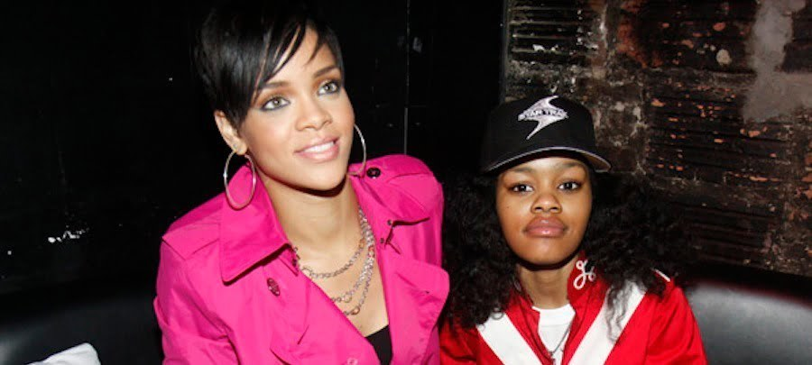 Rihanna and Teyanna Taylor feud