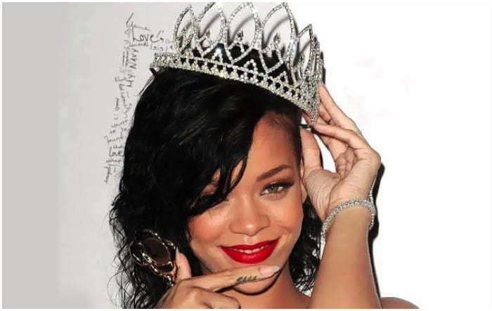 Rihanna queen of pop
