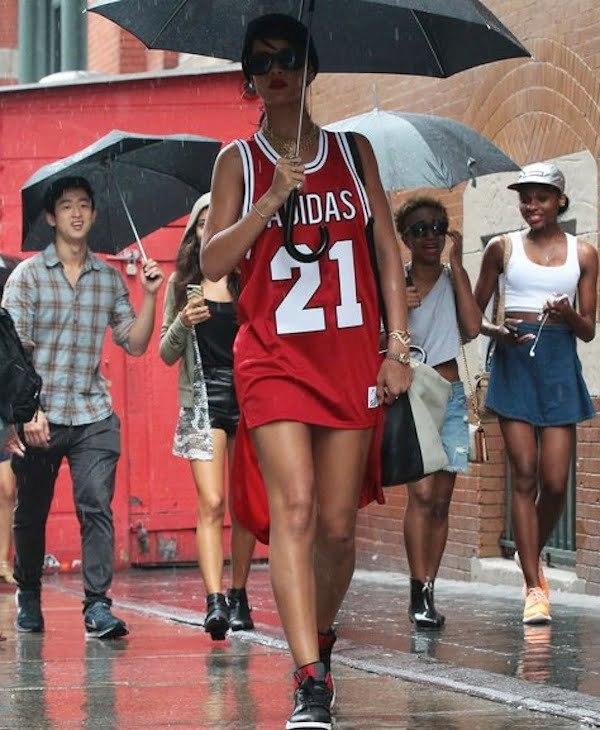 Rihanna soho 2013