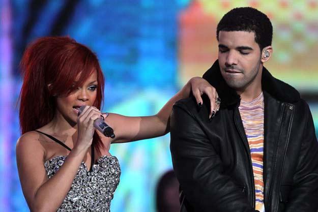 Rihannaand Drake