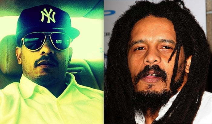 Rohan Marley Cut His Dreads And Shave His Beard [PHOTO]