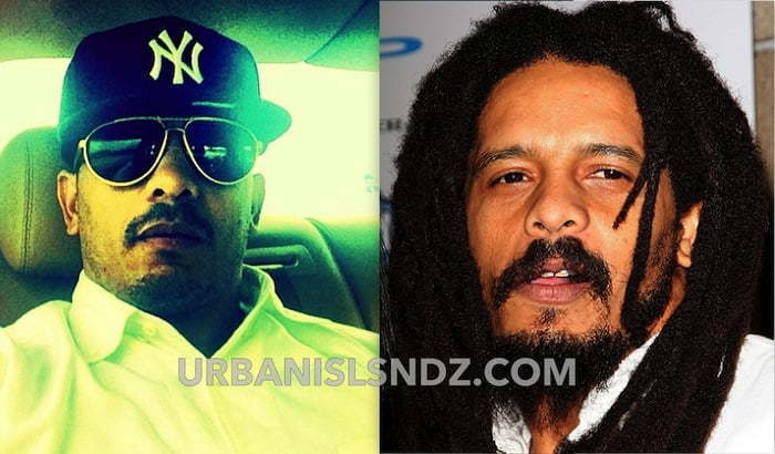 Rohan Marley hair cut